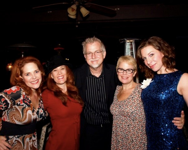 Photo Flash: WINTER WONDERETTES Opens at Musical Theatre West!
