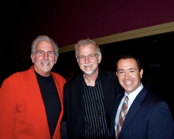 Paul Garman, Roger Bean and Steven Glaudini