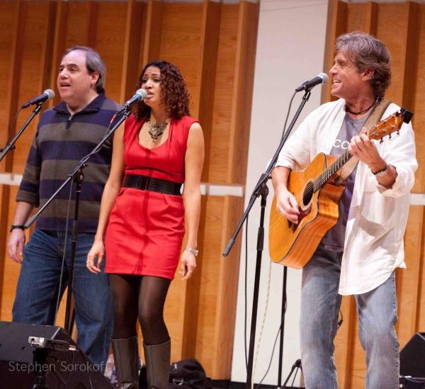 David Marcus, Teresa Reynolds, David Ippolito