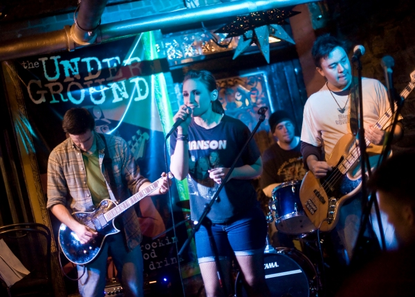 Photo Flash: Corbin Reid, Andy Kelso et al. Rock Out at ROCKERS ANONYMOUS