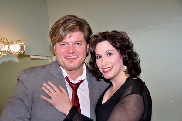 Photo Coverage: Rob Evan and Neil Berg Host Broadway All-Star Holiday Concert in Irvington, NY