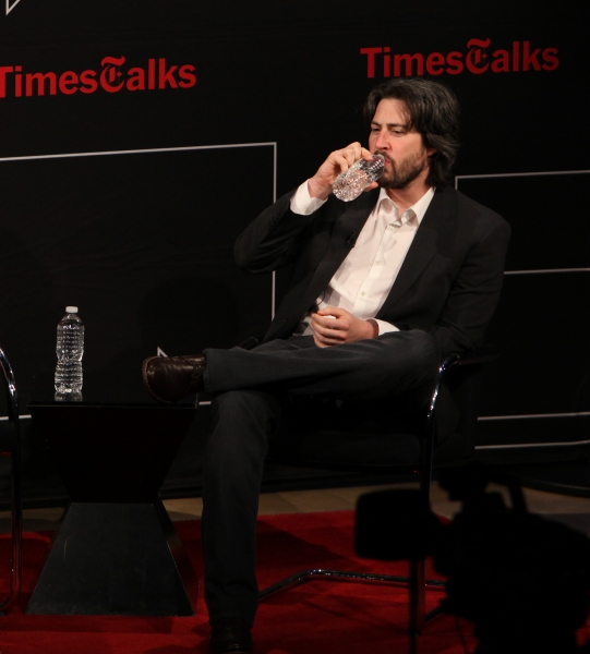 Jason Reitman at TimesTalks with Charlize Theron and Director Jason Reitman!