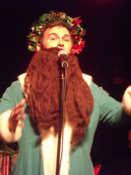 Photos: Daniel Reichard Brings 'Christmas Present' Concert to the Triad