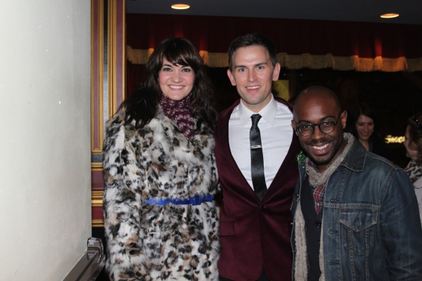Photo Coverage: Daniel Reichard Brings 'Christmas Present' Concert to the Triad