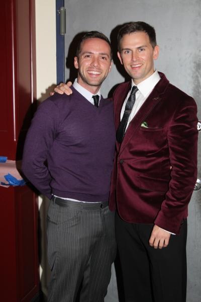 Patrick McCollum and Daniel Reichard