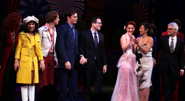 David Turner, Harry Connick Jr., Jessie Mueller, Kerry O'Malley & Company with Michael Mayer, Joann M Hunter & Peter Parnell