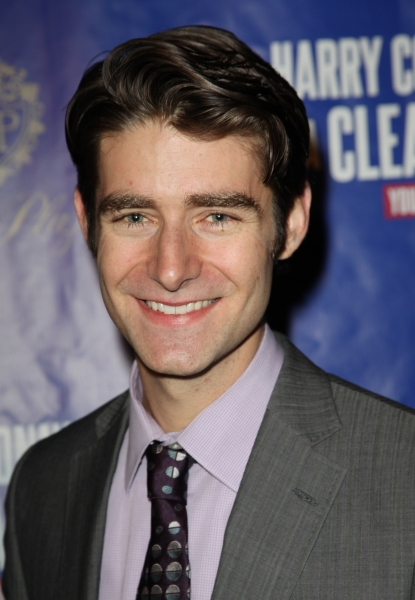 Drew Gehling  at Harry Connick Jr., Michael Mayer & More at the ON A CLEAR DAY YOU CAN SEE FOREVER Opening Night Party!