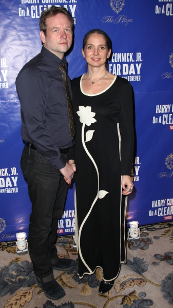 Dallas Roberts & Christine Johnson