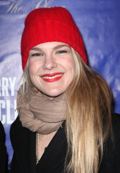 Photo Coverage: Starry Theatre Arrivals for ON A CLEAR DAY YOU CAN SEE FOREVER!