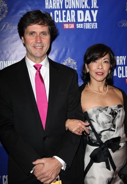 Joann M. Hunter & guest