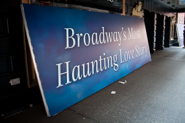 UP ON THE MARQUEE: PHANTOM OF THE OPERA Gets a Makeover!