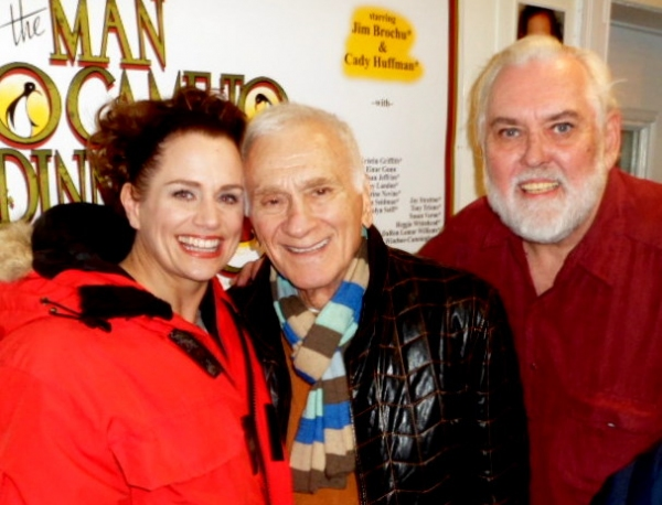 Photo Flash: THE MAN WHO CAME TO DINNER