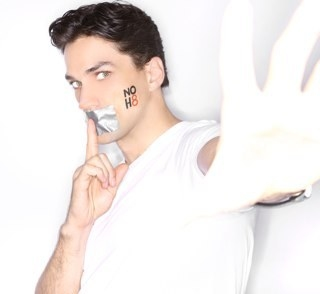 Photo Flash: Audra McDonald, Will Swenson & Craig Bierko Featured in NOH8 Campaign Shots!