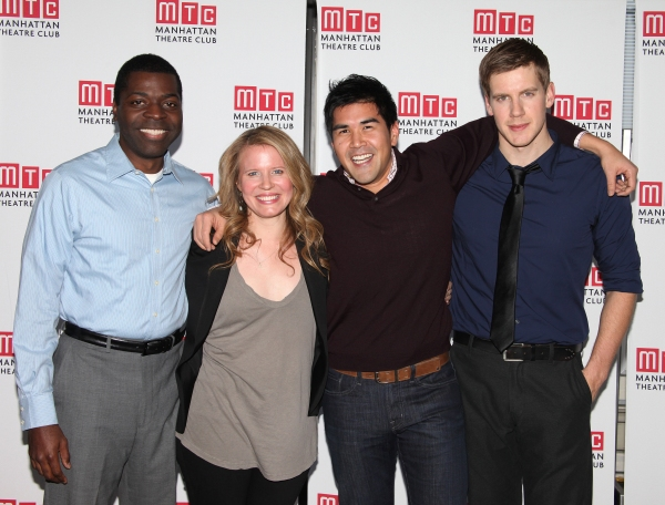 Photo Coverage: Meet Cynthia Nixon and Company of MTC's WIT