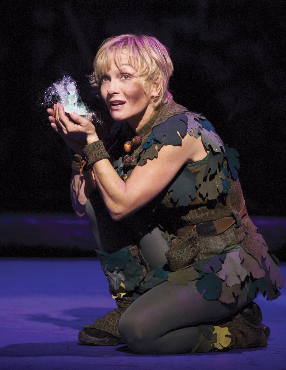 BWW Interview EXCLUSIVE: Cathy Rigby - Still Following the Second Star to the Right