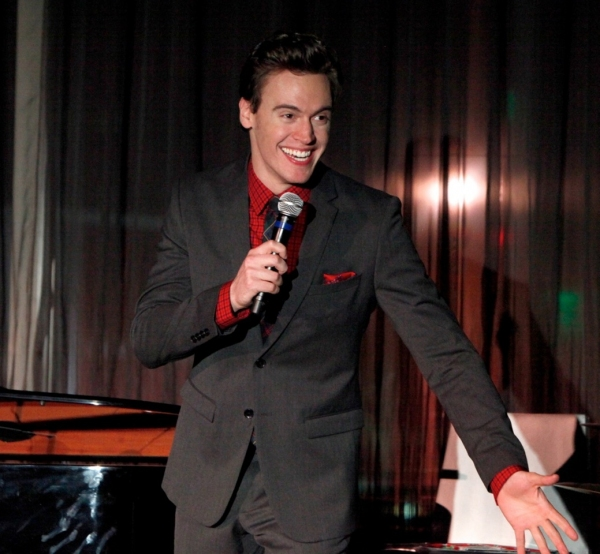 Photo Flash: Erich Bergen's Holiday Concert at The Coterie in Hollywood