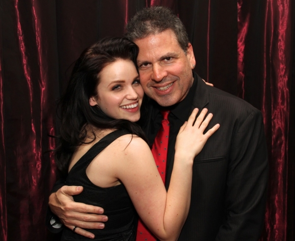 Lindsay Pearce and Michael Orland