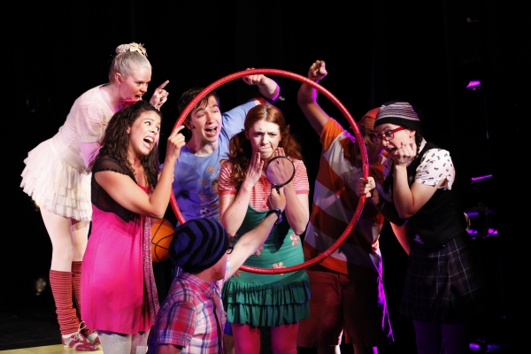 BWW JR: FRECKLEFACE STRAWBERRY THE MUSICAL- She's Ba-ack!