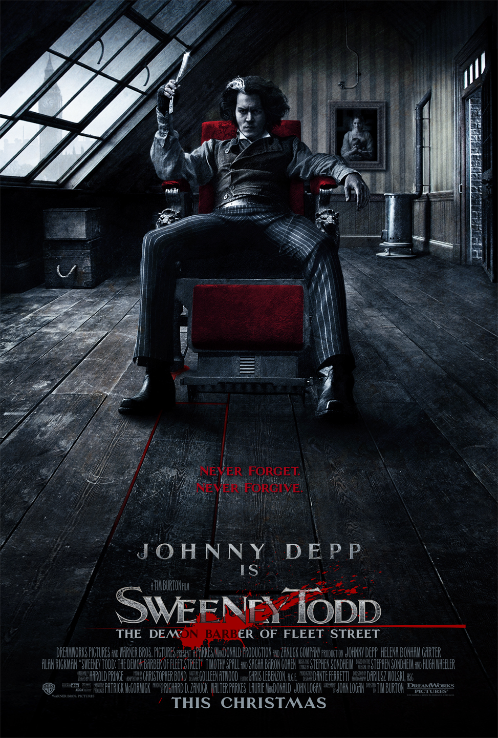 InDepth InterView: John Logan Talks SWEENEY TODD, CORIOLANUS, LINCOLN & More