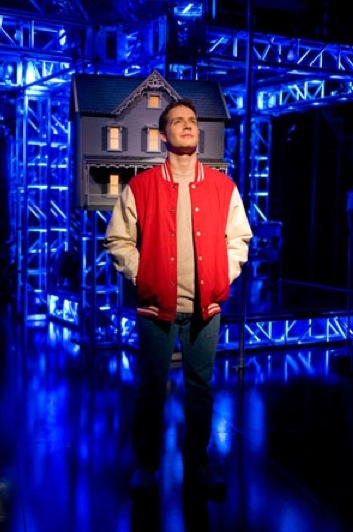 Tim Young at The Rep's NEXT TO NORMAL, Starring Sarah Litzsinger, Jarrod Emick, et al.