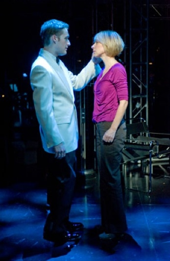 Tim Young, Sarah Litzsinger at The Rep's NEXT TO NORMAL, Starring Sarah Litzsinger, Jarrod Emick, et al.