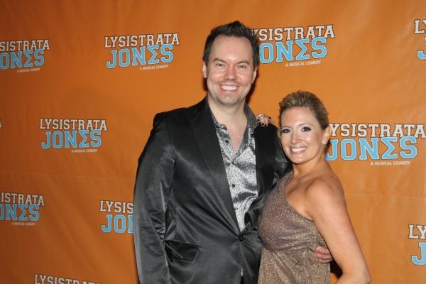 Dan Knechtges and Jessica Hartman