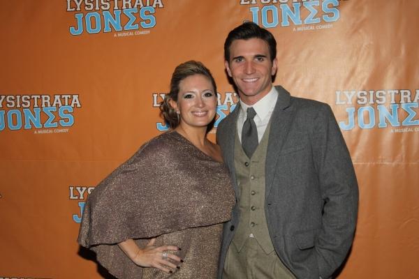 Jessica Hartman and Charlie Sutton