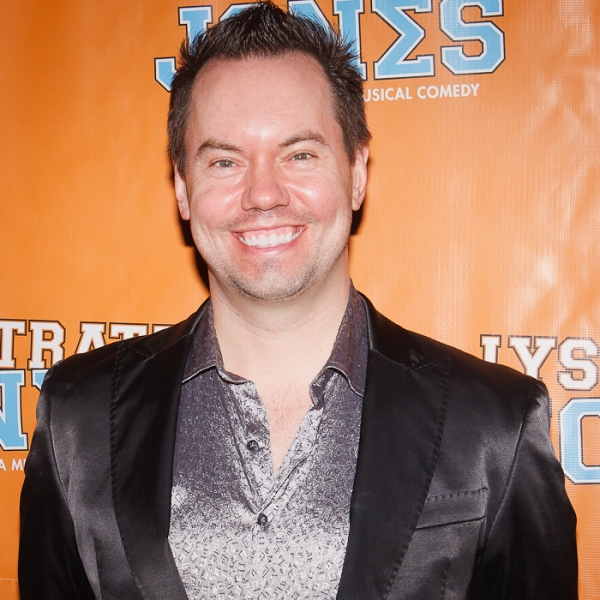 Dan Knechtges at LYSISTRATA JONES Opens on Broadway!