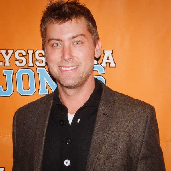 Lance Bass at LYSISTRATA JONES Opens on Broadway!