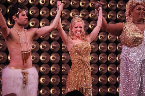 Photo Coverage: LYSISTRATA JONES Opens on Broadway!
