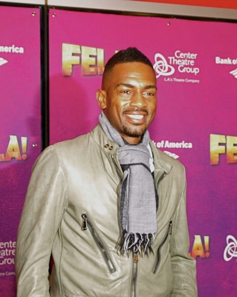 Bill Bellamy at FELA! Opens in LA!