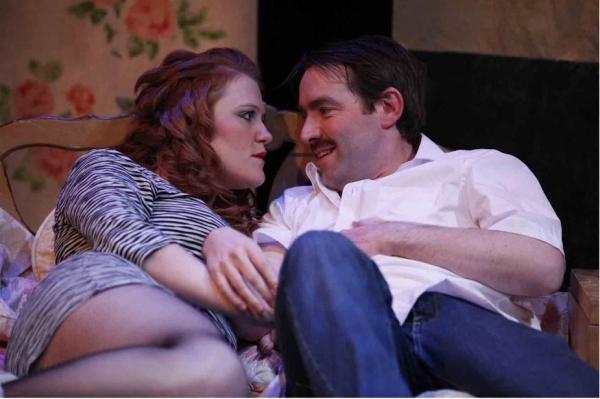 Photo Flash: 1st Look at Kissing Sid James at Brits Off Broadway