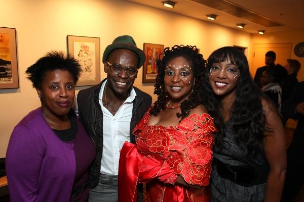 Photo Flash: Sahr Ngaujah, et al. Celebrate FELA!'s LA Opening