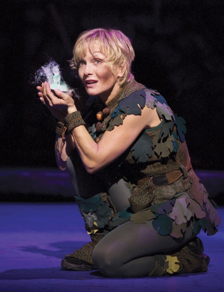 BWW JR: Cathy Rigby is PETER PAN- She Never Grows Up...And I Want to Know Her Secret