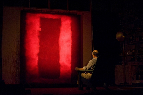Photo Flash: Edward Gero and Patrick Andrews in RED at Arena Stage