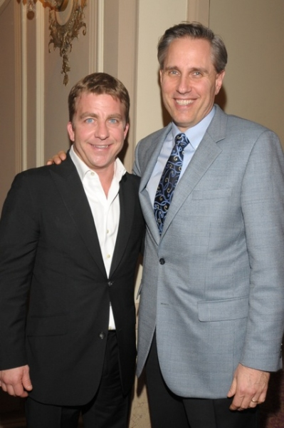 Peter Billingsley and Jerry Goehring