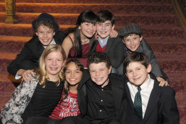 Photo Flash: A CHRISTMAS STORY Celebrates Opening Night!