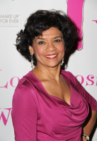 Sonia Manzano at LOVE, LOSS AND WHAT I WORE Celebrates 900 Performances Off-Broadway