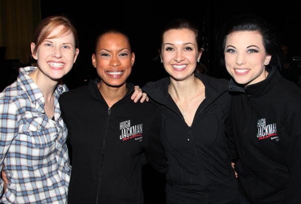 Hilary Michael Thompson, Kearran Giovanni (Gypsy Robe Recipient), Lara Seibert, Anne Otto