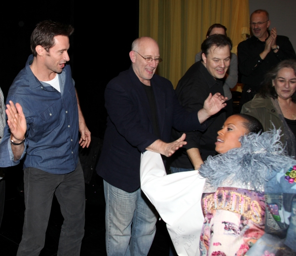 Photo Coverage: Inside HUGH JACKMAN, BACK ON BROADWAY's Gypsy Robe Ceremony!