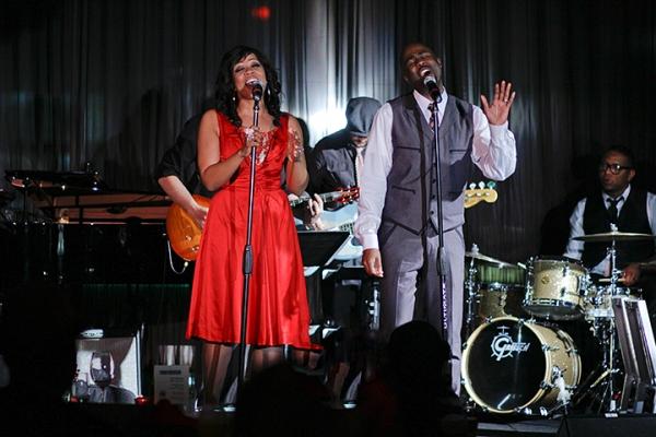 Kamilah Marshall & Terron Brooks