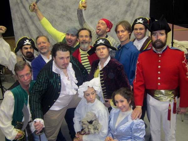 Photo Flash: Pirates of Penzance at MCCC's Kelsey Theatre