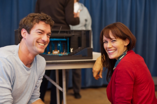 Photo Flash: First Look at Guthrie Theatre's CAT ON A HOT TIN ROOF