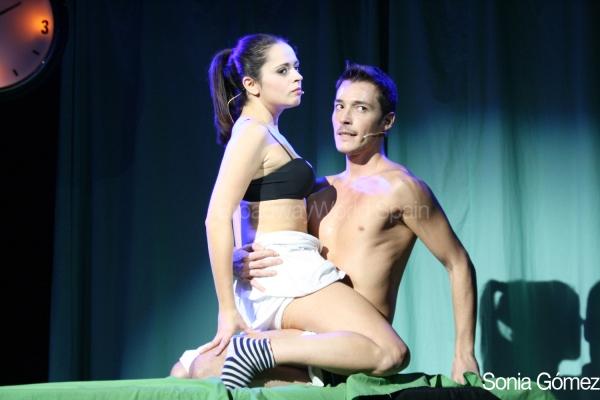 Ferran Gonzalez y Xenia Reguant