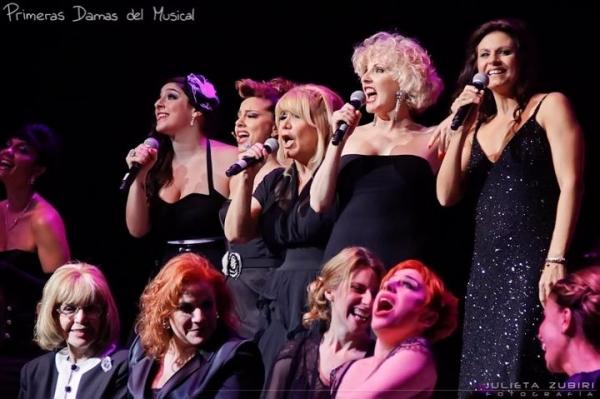 Photo Flash: Las 'Primeras Damas' tuvieron su noche en el Gran Rex
