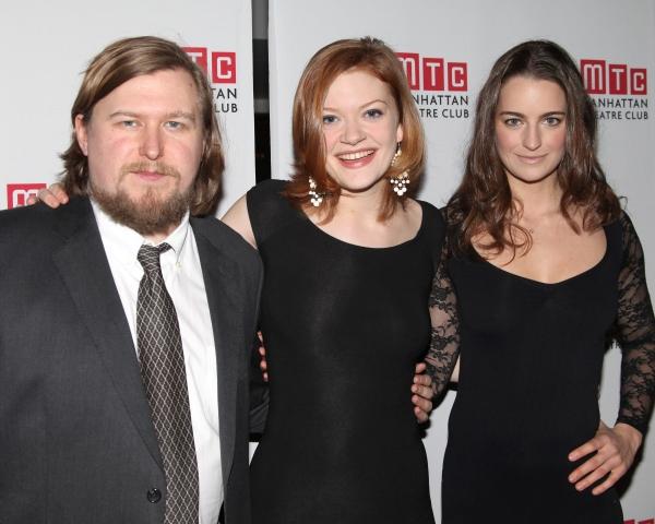 Michael Chernus, Colby Minifie & Jessica Digiovanni