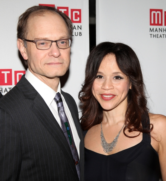 Photo Coverage: David Hyde Pierce, Rosie Perez & More Open MTC's CLOSE UP SPACE!