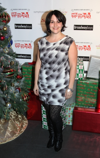 Photo Coverage: Janet Dacal, Nick Adams, The Broadway Boys & More Lead BROADWAY SINGS FOR TOYS Benefit
