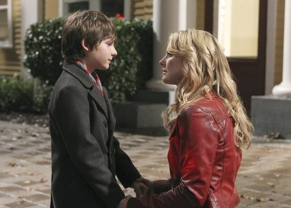 Fared Gilmore & Jennifer Morrison at Sneak Peek - Desperate Souls on ABC's ONCE UPON A TIME