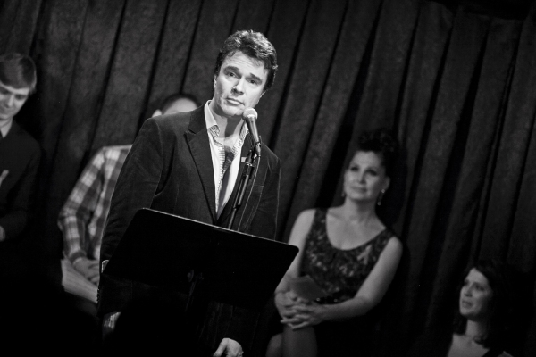 Photo Coverage: 'Are You Working On Something New?' Benefit for BC/EFA